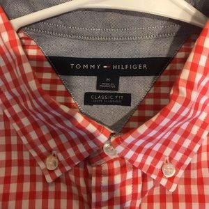 Tommy Hilfiger Button Down Shirt Medium